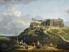 Pevnost Königstein v polovině 18. století